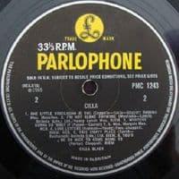 CILLA BLACK Cilla Vinyl Record LP Parlophone 1965